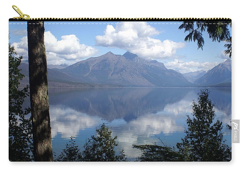 Lake Carry-all Pouch featuring the photograph Lake Mcdonald Glacier National Park by Marty Koch