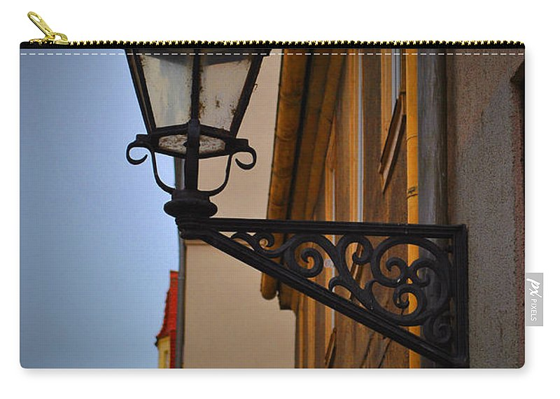 Wittenberg Carry-all Pouch featuring the photograph Lantern Of Wittenberg by Jost Houk