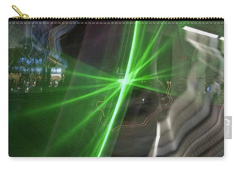 Las Vegas Carry-all Pouch featuring the photograph Las Vegas Strip 2269 by Bob Neiman