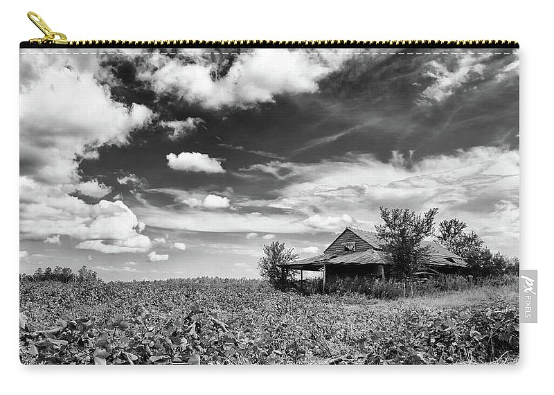 Georgia Carry-all Pouch featuring the photograph Late Summer Sun by Michael Thames