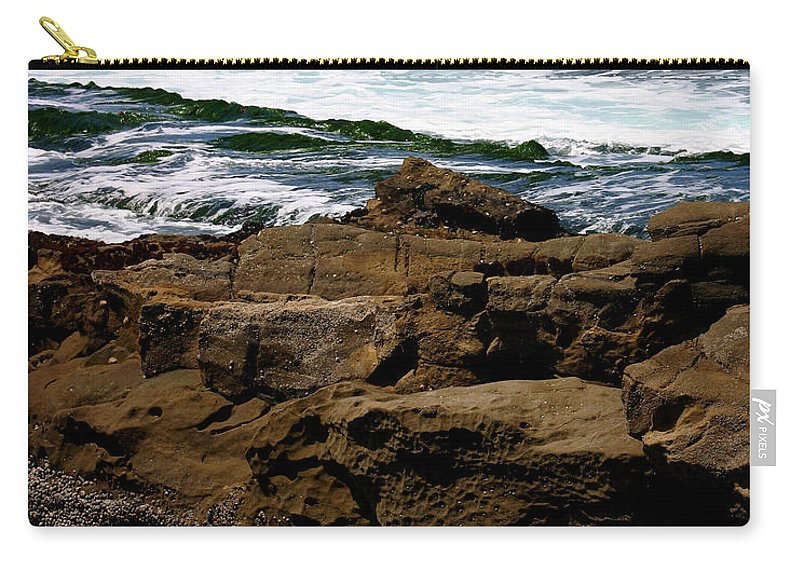 Beach Carry-all Pouch featuring the photograph Lazy Days by Anthony Jones