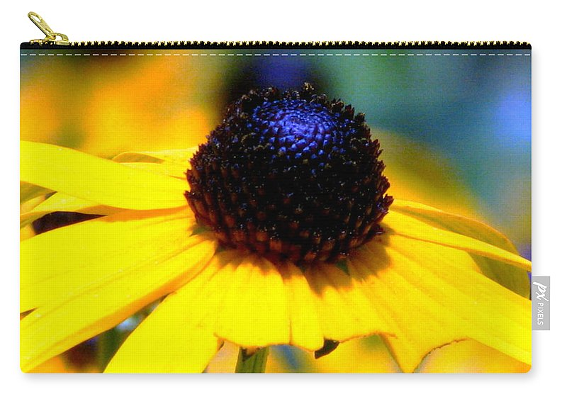 Lazy Susan Carry-all Pouch featuring the photograph Lazy Susan by J M Farris Photography