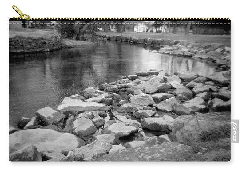 Photograph Carry-all Pouch featuring the photograph Le Tort Spring Run by Jean Macaluso