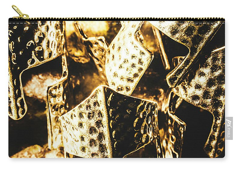 Warrior Carry-all Pouch featuring the photograph Legion Of History by Jorgo Photography - Wall Art Gallery