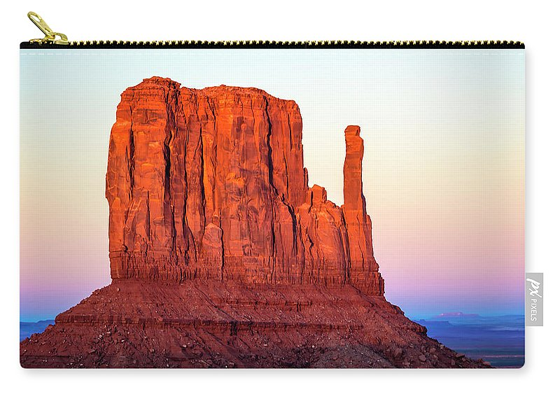 Carry-all Pouch featuring the photograph Lei Wang 01 by Lei Wang