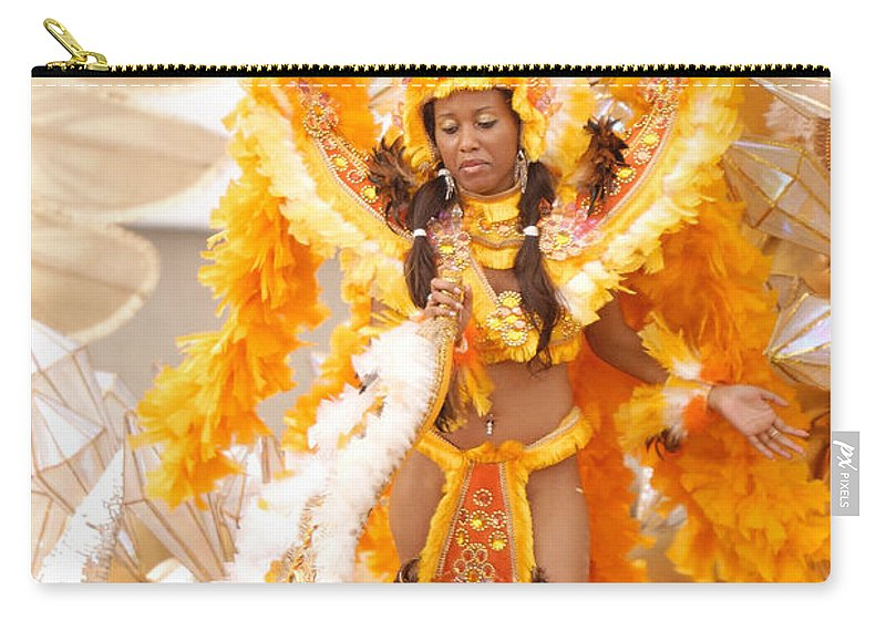 Brazil Carry-all Pouch featuring the photograph Lets Samba by Sebastian Musial