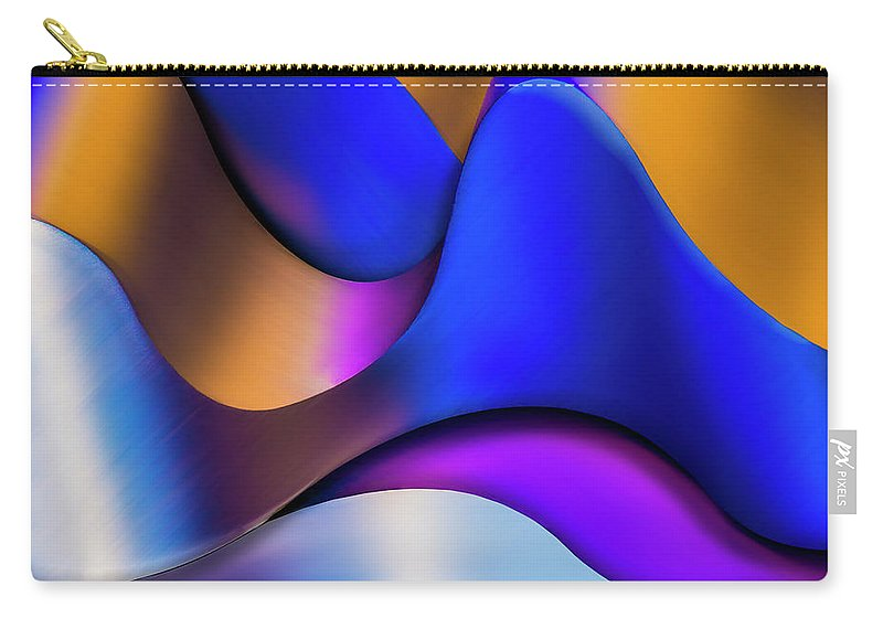Photography Carry-all Pouch featuring the photograph Life In Color by Paul Wear