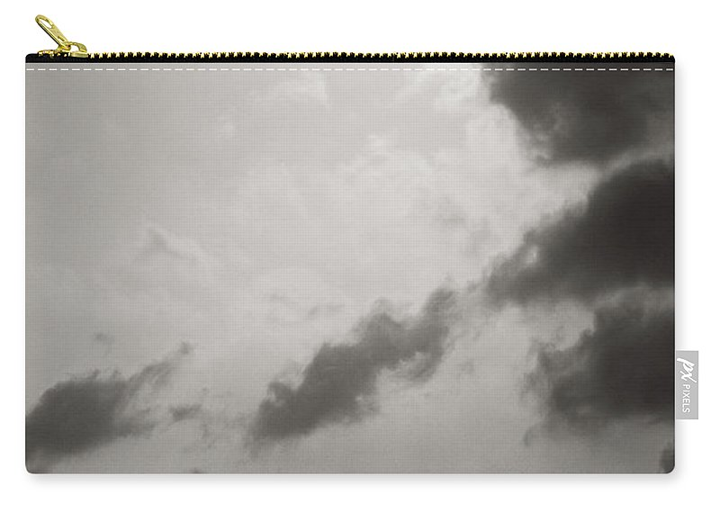 Abstract Carry-all Pouch featuring the photograph Light Of The Sky by Konstantin Dikovsky