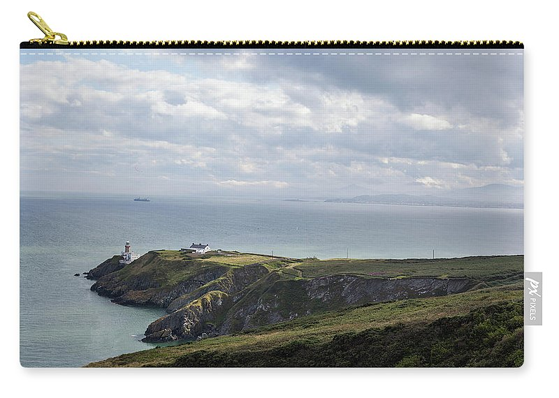 50mm Carry-all Pouch featuring the photograph Lighthouse by Anton Lucic