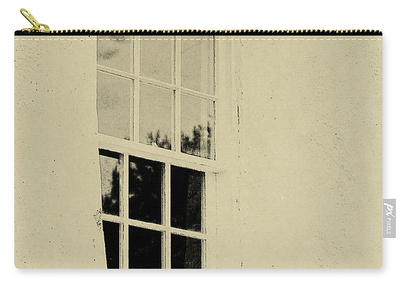 Window Carry-all Pouch featuring the photograph Lighthouse by JAMART Photography