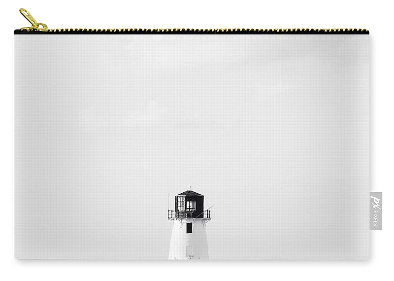 Lighthouse Carry-all Pouch featuring the photograph Lighthouse Nassau Bahamas by Stephanie McDowell