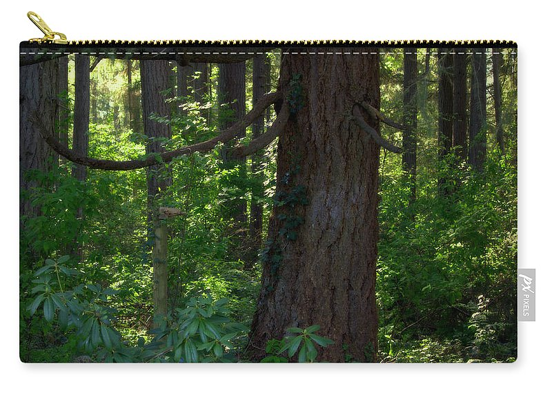 Heaven Carry-all Pouch featuring the photograph Lil' Piece Of Heaven by Jeanette C Landstrom
