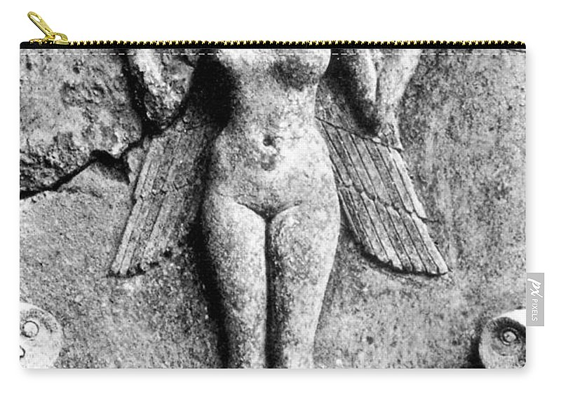 1st Carry-all Pouch featuring the photograph Lilith, C1950 B.c by Granger