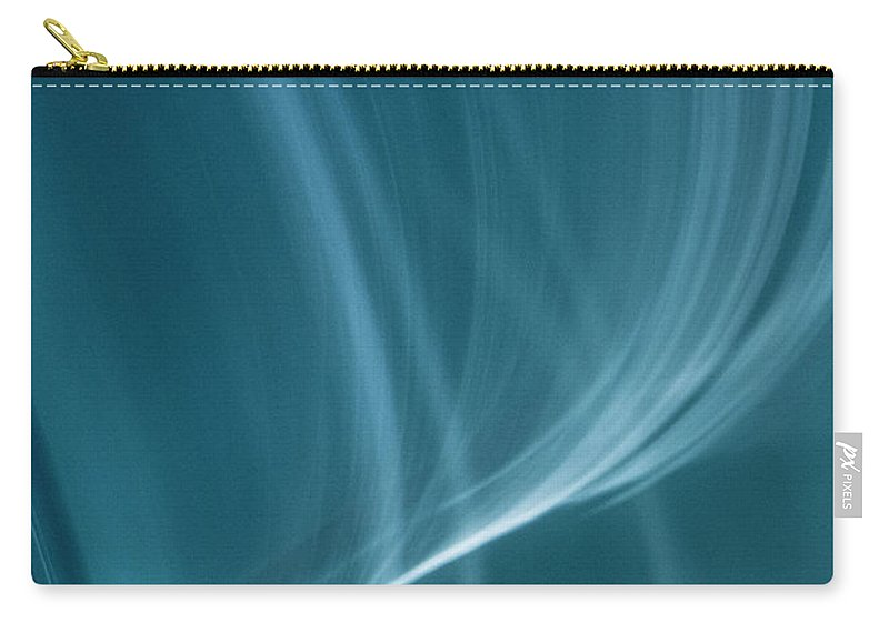 Abstract Carry-all Pouch featuring the photograph Limitless Again by Dorothy Hilde