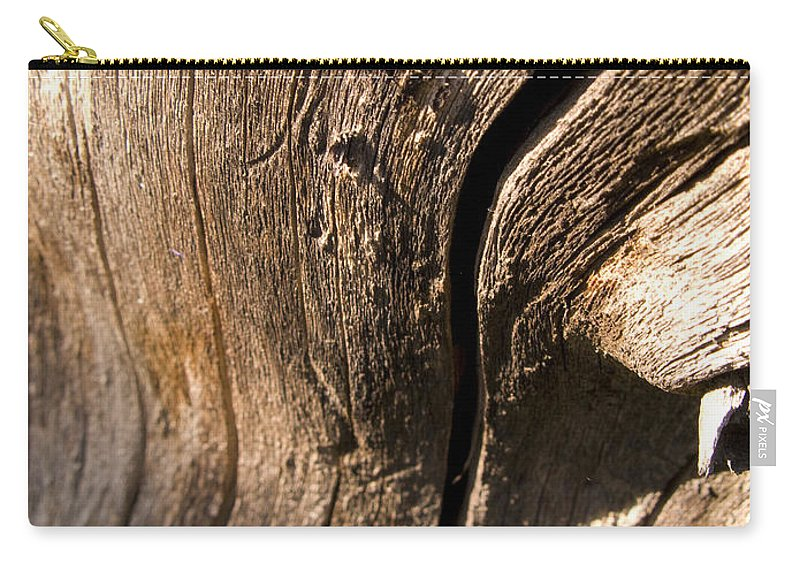 Landscape Carry-all Pouch featuring the photograph Lines Of Nature by Jeffery Ball