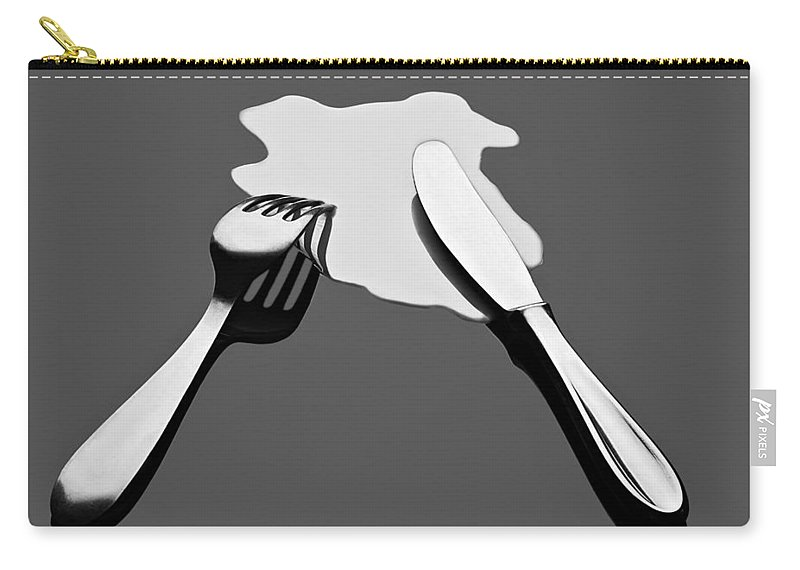 Food Carry-all Pouch featuring the photograph Liquid Food by Gert Lavsen
