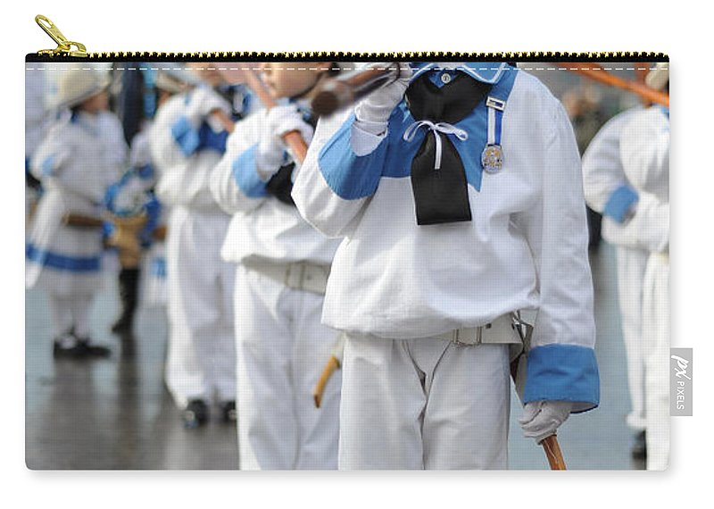 Spain Carry-all Pouch featuring the photograph Little Sailors by Rafa Rivas