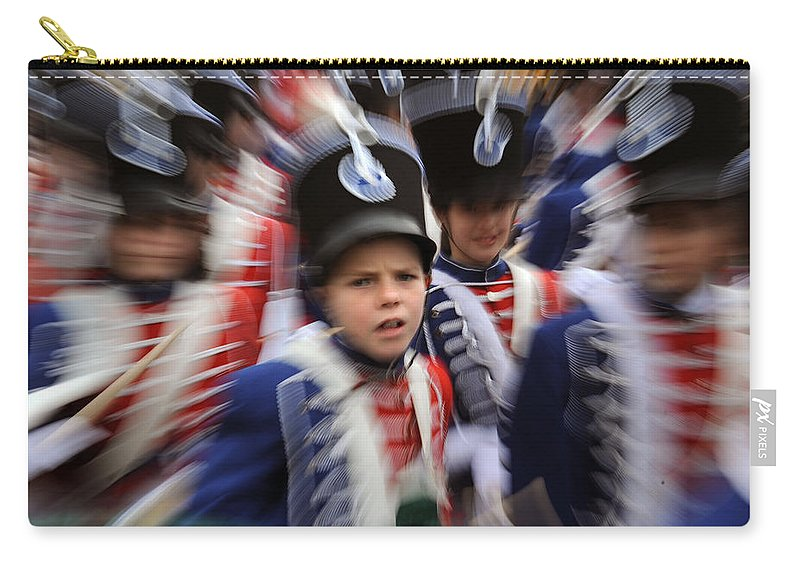 Spain Carry-all Pouch featuring the photograph Little Soldiers Vii by Rafa Rivas