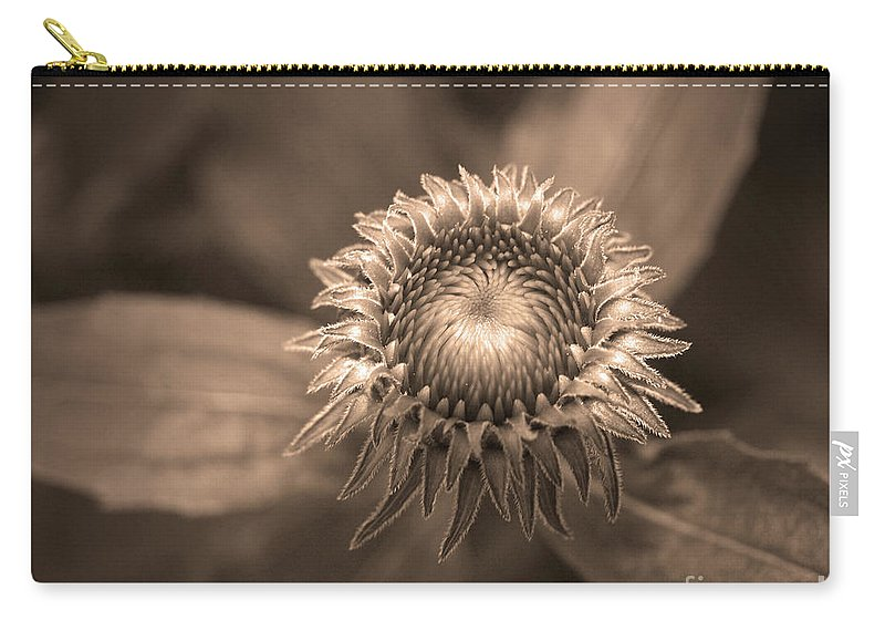 Bud Carry-all Pouch featuring the photograph Little Things by Tara Turner