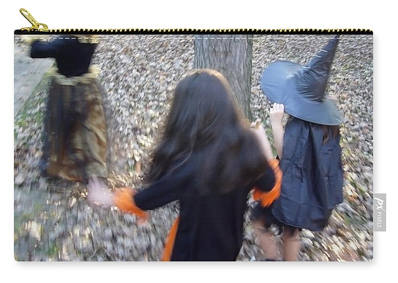 Spain Carry-all Pouch featuring the photograph Little Witches by Rafa Rivas