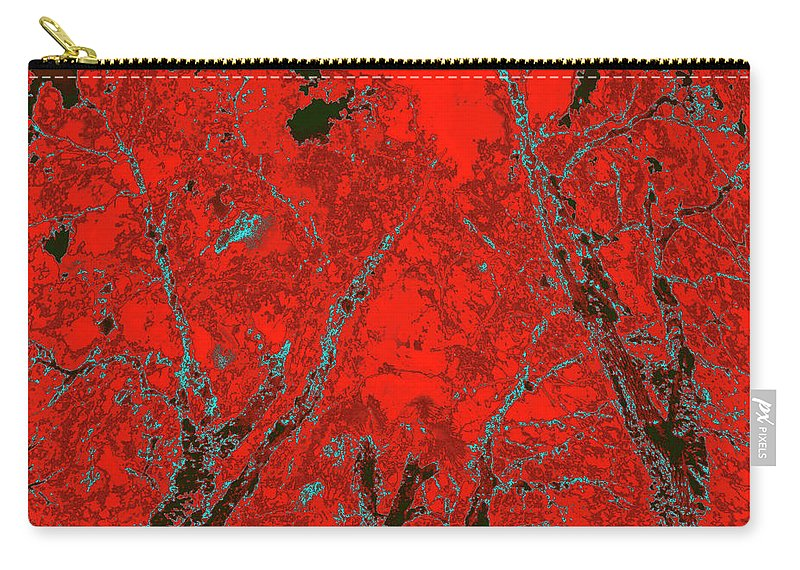 Trees Carry-all Pouch featuring the photograph Locals 43 by Gary Bartoloni