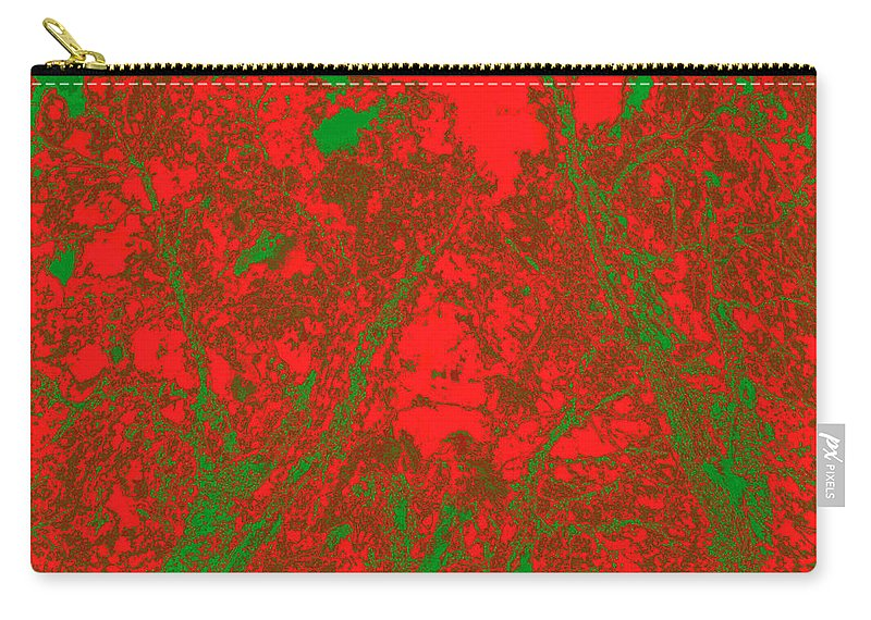 Trees Carry-all Pouch featuring the photograph Locals 52 by Gary Bartoloni