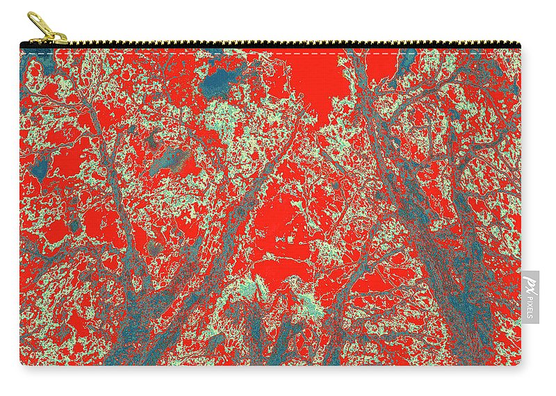 Trees Carry-all Pouch featuring the photograph Locals 54 by Gary Bartoloni