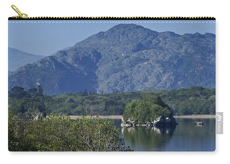 Irish Carry-all Pouch featuring the photograph Loch Leanne Killarney Ireland by Teresa Mucha