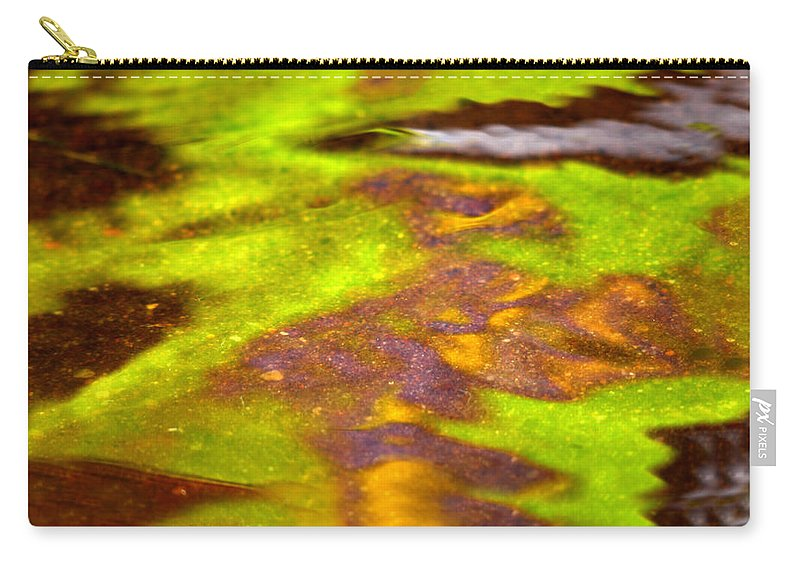 Water Carry-all Pouch featuring the photograph Lollipop by Donna Blackhall