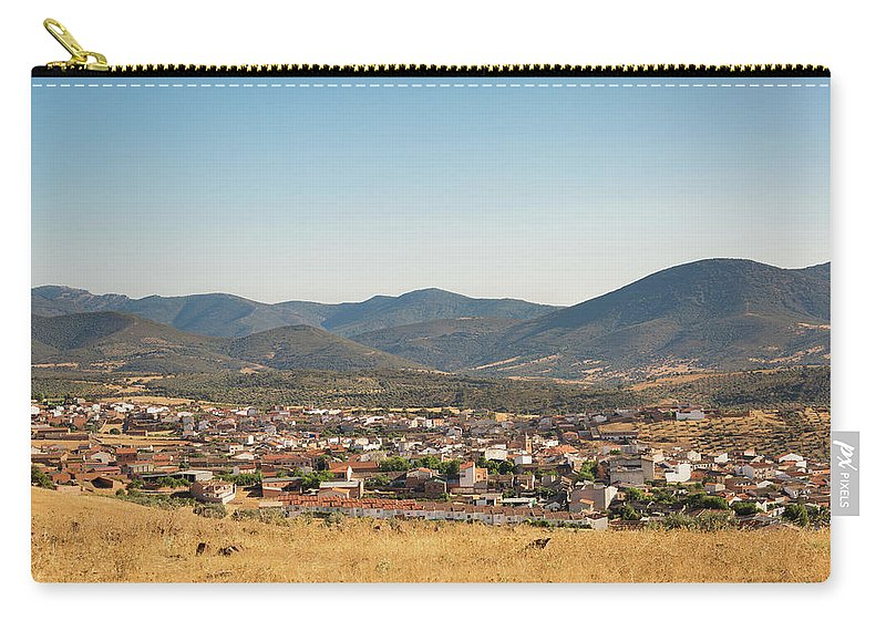 Los Navalucillos Carry-all Pouch featuring the photograph Los Navalucillos 02 by Sam Garcia