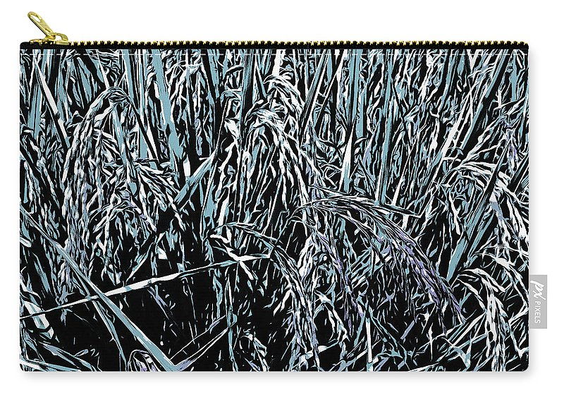 Crop Carry-all Pouch featuring the photograph Loss Of A Crop by Ashish Agarwal