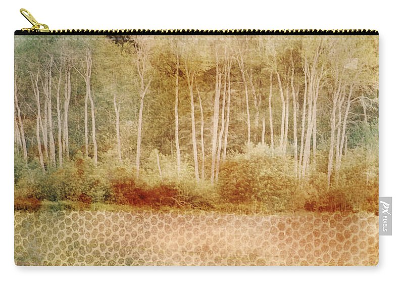 Trees Carry-all Pouch featuring the photograph Loss Of Memory by Tara Turner