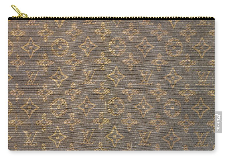 7cf400d2b9ef78 Louis Vuitton Fabric Pattern Monograms Carry-all Pouch for Sale by To-Tam  Gerwe