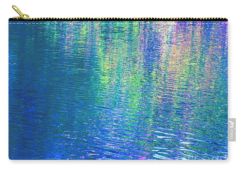 Angels Carry-all Pouch featuring the photograph Love by Sybil Staples