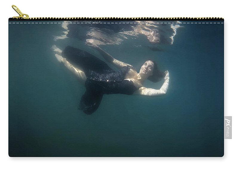 Woman Carry-all Pouch featuring the photograph Lucid State by Nicklas Gustafsson