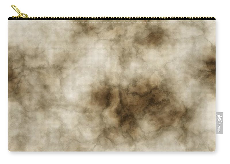 Marble Carry-all Pouch featuring the photograph Marble Background by Hamik ArtS