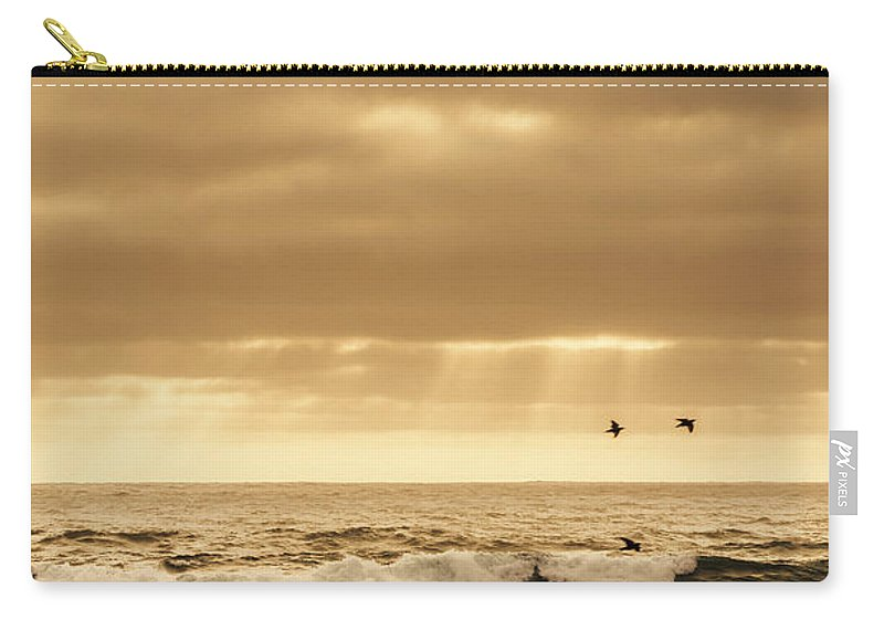 Sea Carry-all Pouch featuring the photograph Marine Dream by Jorgo Photography - Wall Art Gallery