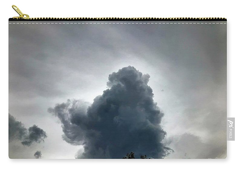 Carry-all Pouch featuring the photograph Mass by Robert Walters