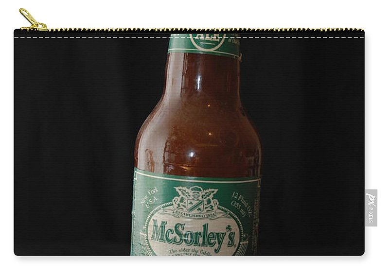 Mc Sorleys Old Ale House Carry-all Pouch featuring the photograph Mc Sorleys by Rob Hans