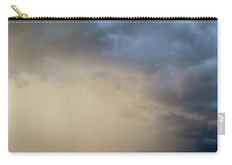 Nebraskasc Carry-all Pouch featuring the photograph Mcluvn Nebraska Thunderstorms 047 by NebraskaSC