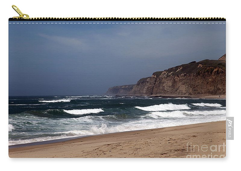 California Carry-all Pouch featuring the photograph Meeting Of The Minds by Amanda Barcon
