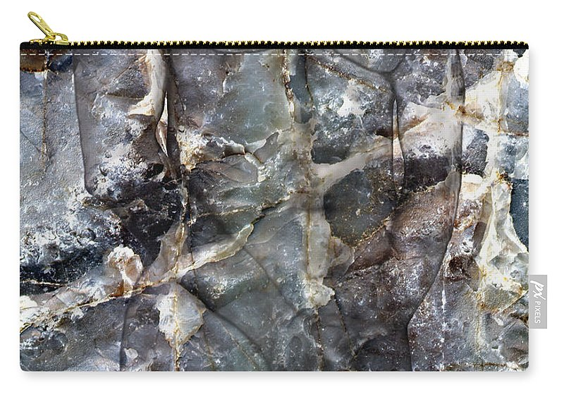 Nudes Carry-all Pouch featuring the photograph Metamorphosis Male by Kurt Van Wagner