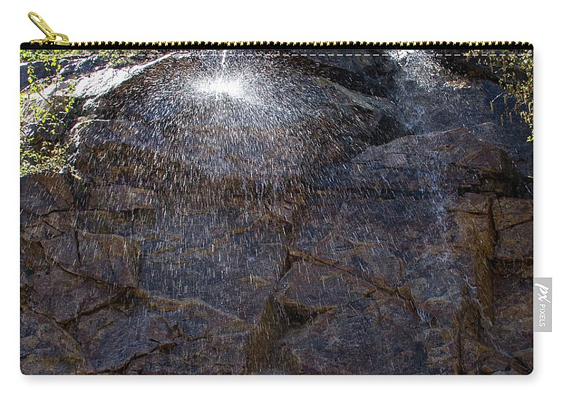 North Cascade Carry-all Pouch featuring the photograph _mg_-0254 by Roger Patterson