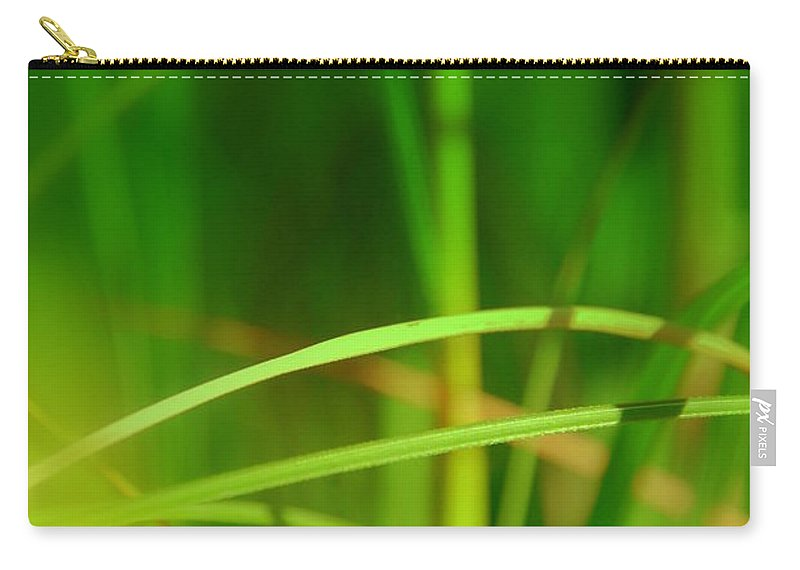 Mikado Carry-all Pouch featuring the photograph Mikado by Susanne Van Hulst