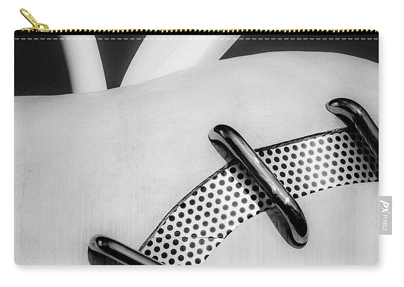 Italy Carry-all Pouch featuring the photograph Milan's Apple by Wolfgang Stocker