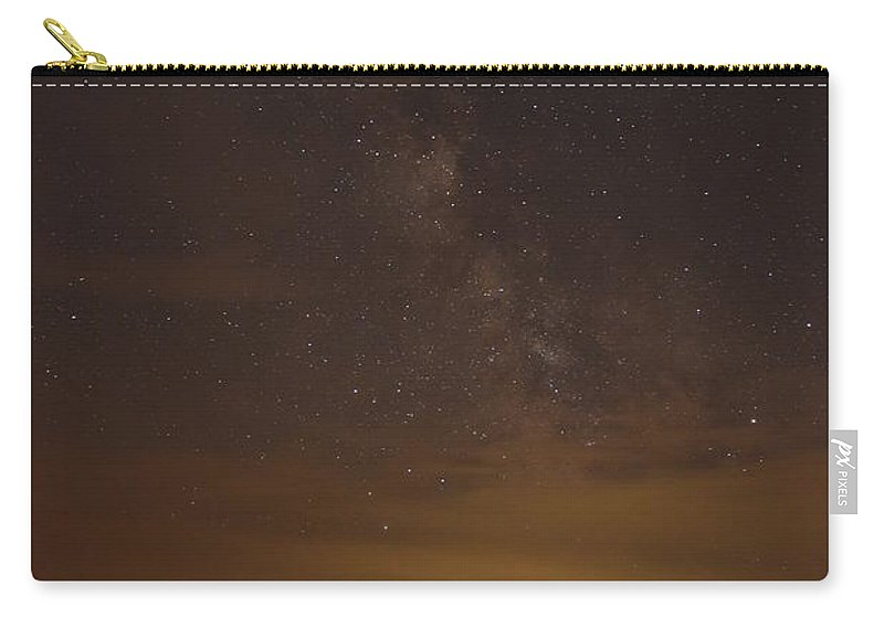 New England Carry-all Pouch featuring the photograph Milkyway #3 by Susan Russo