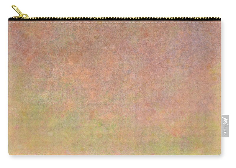 Minimal Carry-all Pouch featuring the painting Minimal 10 by James W Johnson