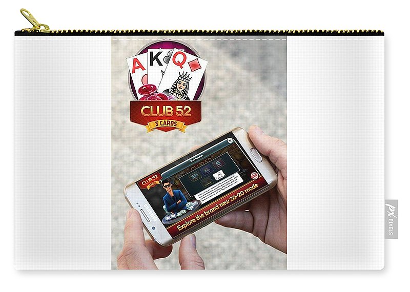 Mobile Apps Carry-all Pouch featuring the photograph Mobile App Development Abu Dhabi by Michaeltim