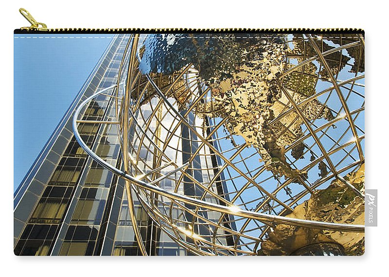 America Carry-all Pouch featuring the photograph Modern Architecture by Svetlana Sewell