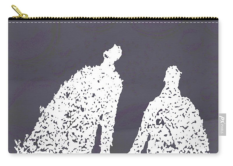 Bubbles Carry-all Pouch featuring the photograph Monday In The Park With Vivian by Ken Walker